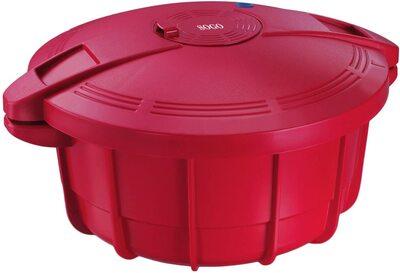 cocina al vapor en microondas