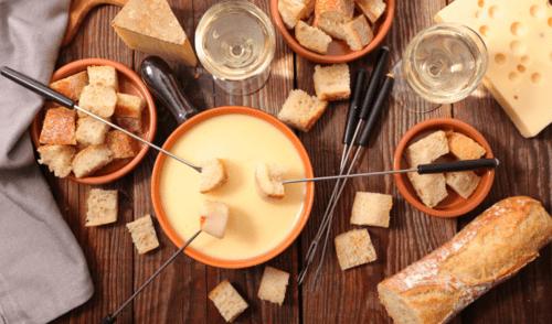 fondues de queso