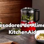 kitchenaid procesador alimentos