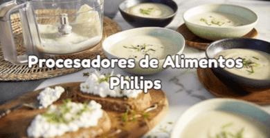 philips procesador de alimentos