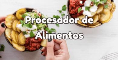 procesador alimentos