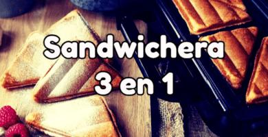gofrera sandwichera 3 2n 1