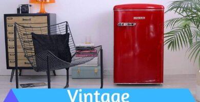mini nevera vintage