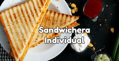 mejor sandwichera individual