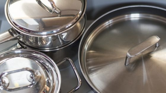 menaje cocina inducción