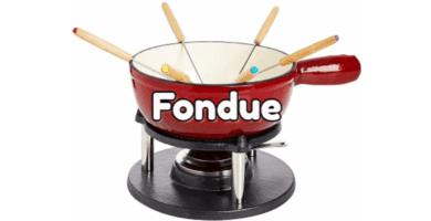 fondue ceramica