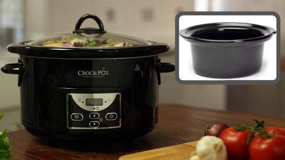 olla de coccion lenta crock pot slow cooker
