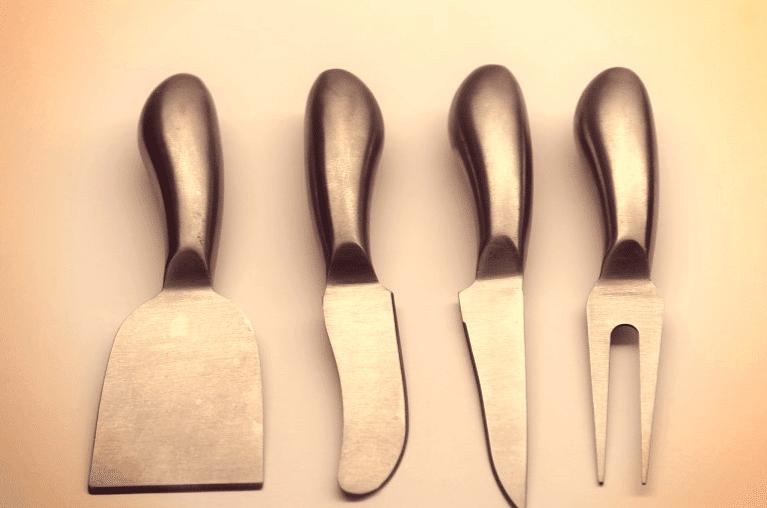 cuchillos para queso