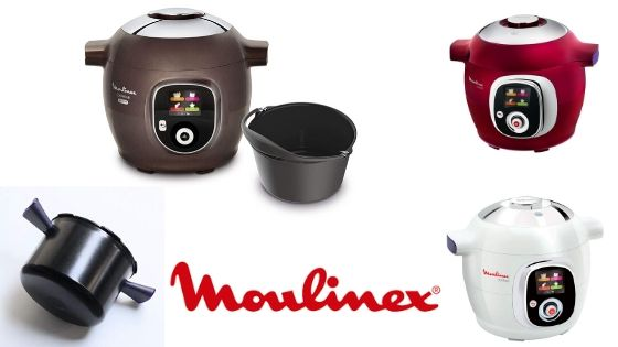 moulinex cookeo funcion horno