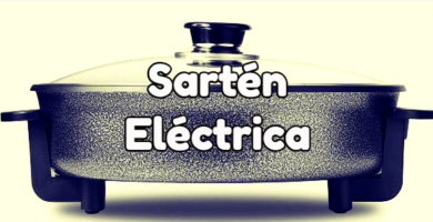 sarten electrica